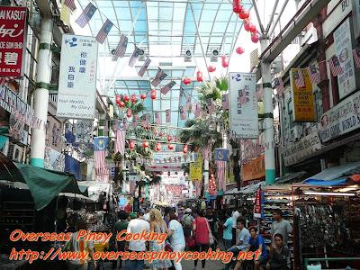 Petaling Street - Street Market
