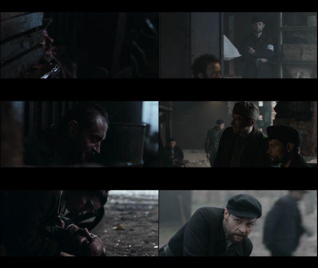Sobibor (2018) HD 1080p y 720p Latino Dual