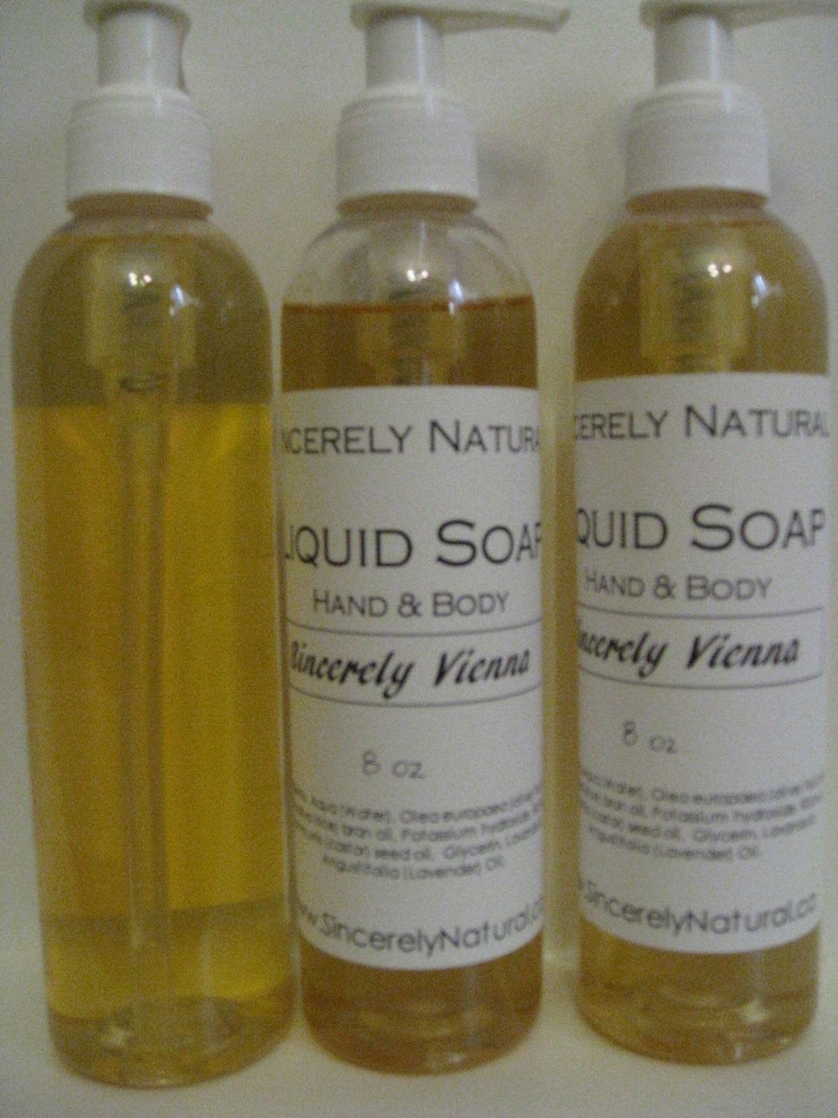 The Soapmaking Mommy: Liquid Soap Using the Glycerin Method