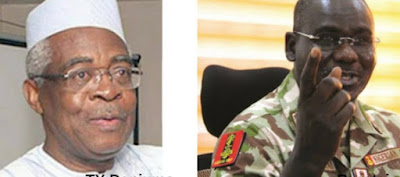 TY Danjuma's Defend Yourself Statement Sparks Controversy