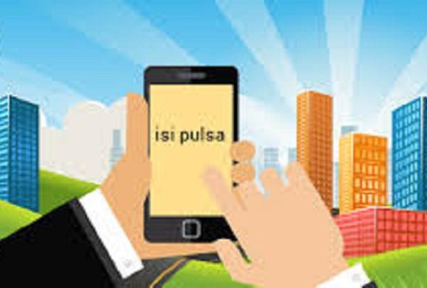 Cara Transaksi Pulsa SMS