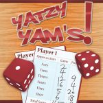 Yatzy Yahtzee Yams