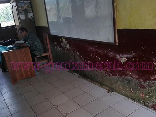 Kepala SDN 1 Tanjung Dalom Diduga Simpangkan Dana Perawatan Sekolah