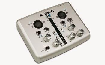 Soundcard Recording ALESIS IO2 EXPRESS