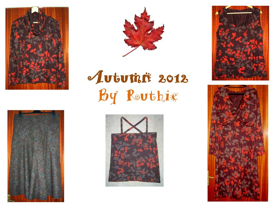 Autumn Leaves Collection 2011