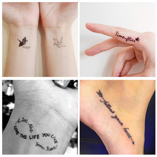 tattooing girls