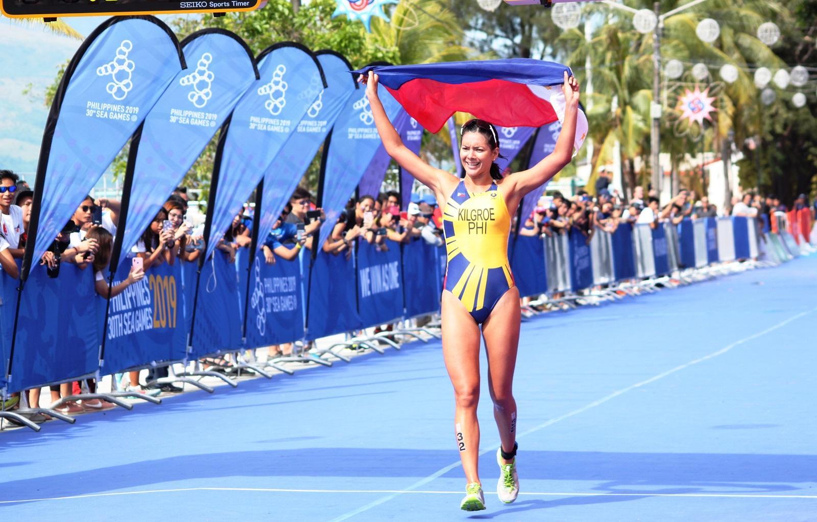 Kim Mangrobang gold