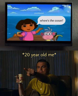 Dora the Explorer Meme