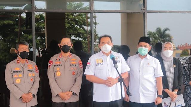 Anggota DPR RI Apresiasi Kinerja Tekab 308 Polres Tanggamus Tindak Tegas pelaku curas