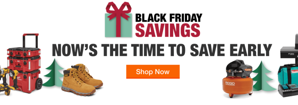 Check out The Home Depot's website to save #ad