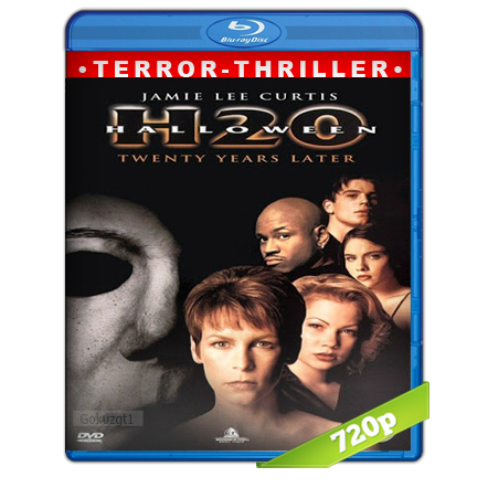 Halloween 7 (1998) BRRip 720p Audio Trial Latino-Castellano-Ingles 5.1