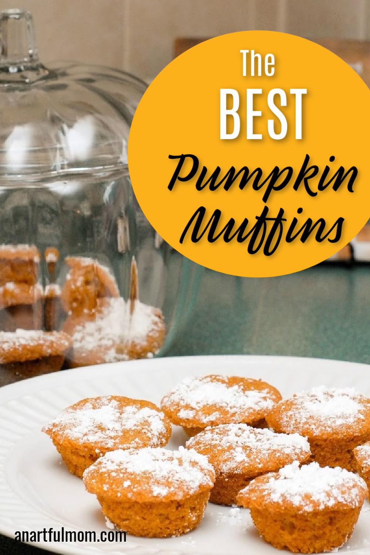 The Best Pumpking Muffins