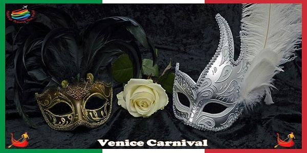 Venice Carnival... a history behind masks !!