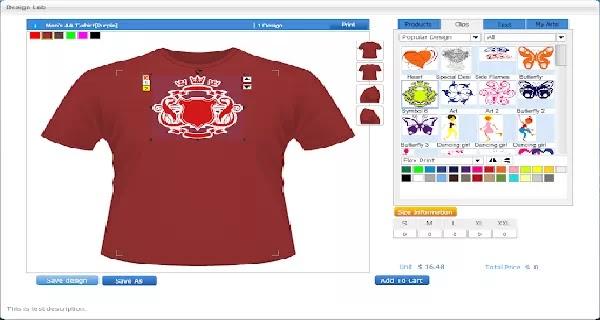 desain baju dengan komputer