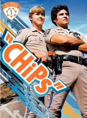 Chips patrulla motorizada