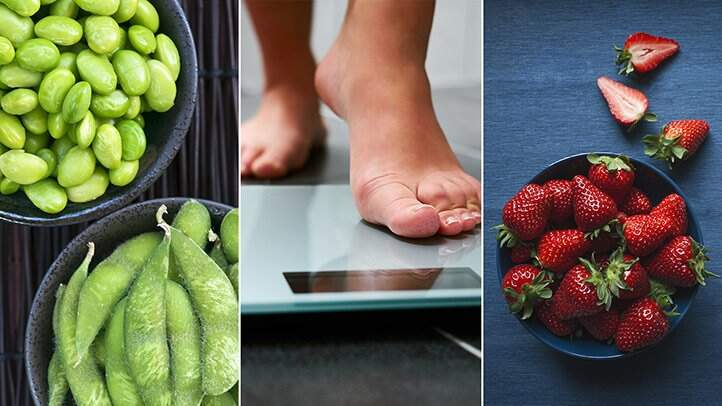 Maintaining weight after diet