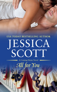 All For You Book Cover