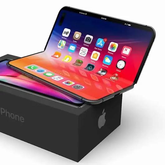Apple Flexible IPhone Z