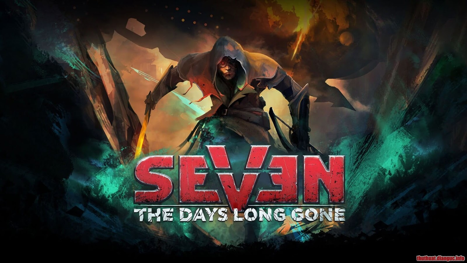 Download Game Seven: The Days Long Gone Full Crack