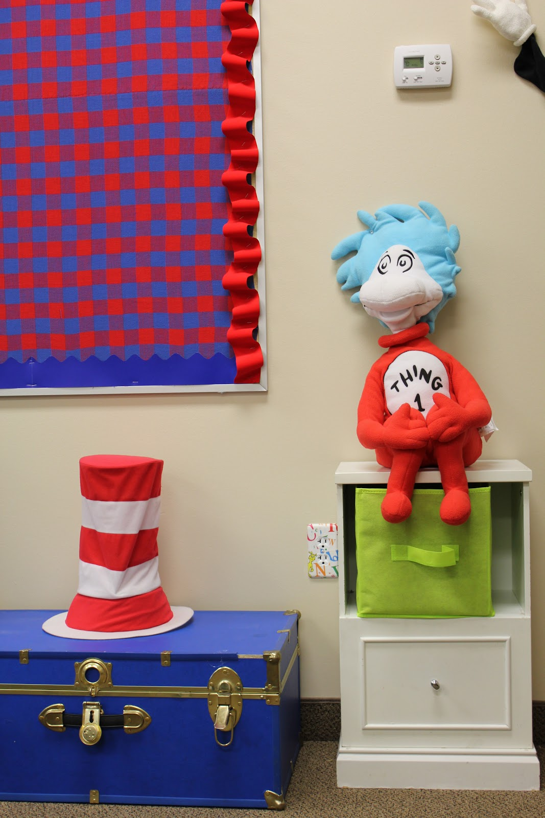 Tangled With Teaching Dr Seuss Classroom Theme Photos