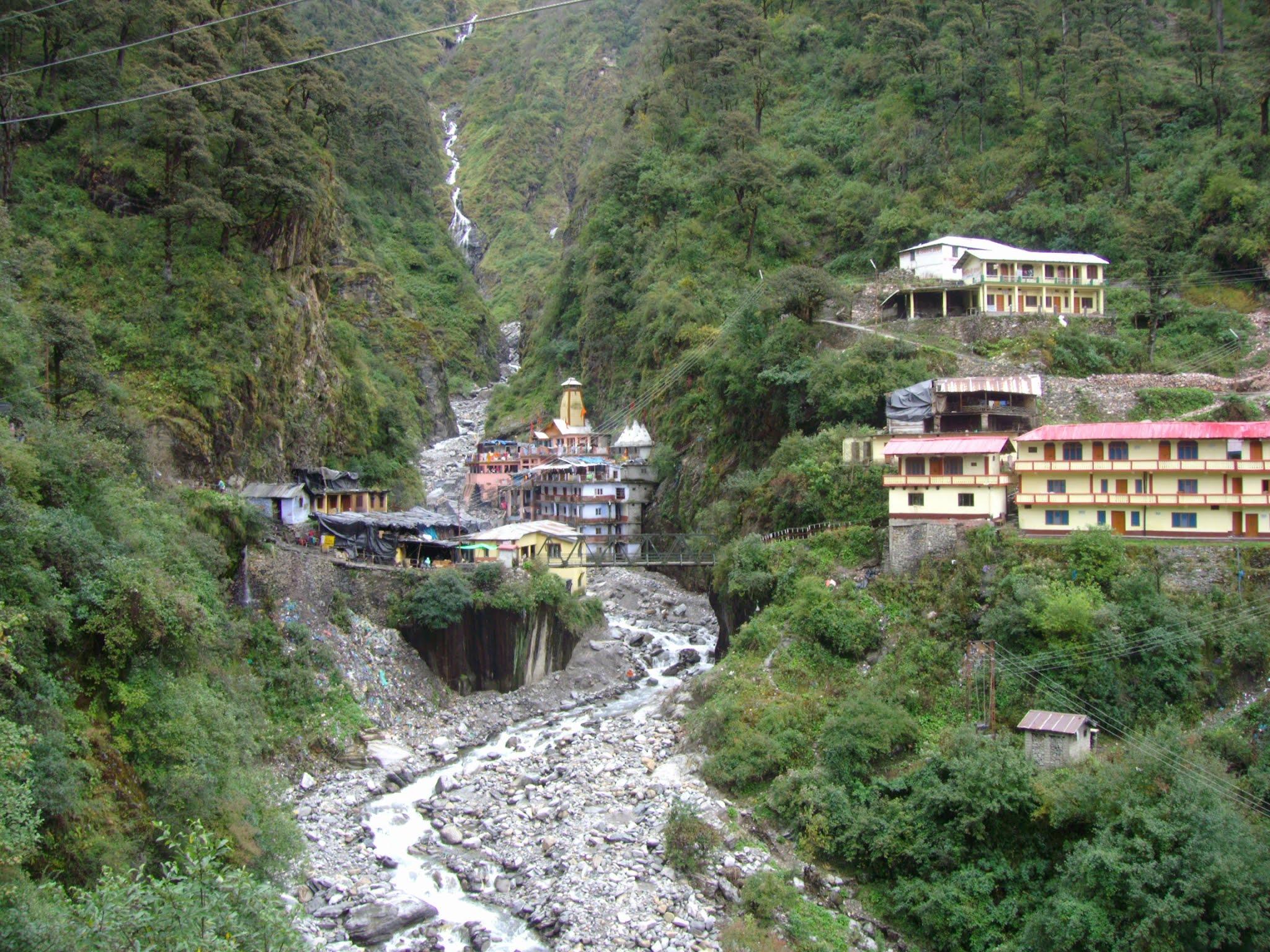 Yamunotri - Uttarakhand