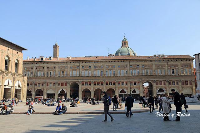 Palazzo dei Banchi, Bolonia
