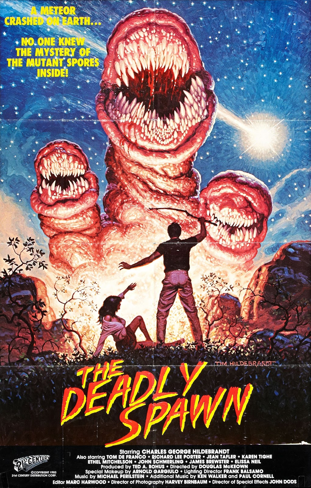 A Field Guide To Doomsday: Spawn Of Devastation Drive-In