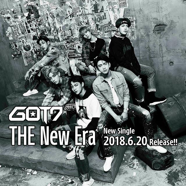 got7 japon comeback