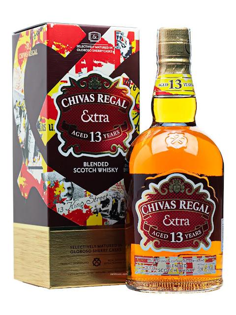 Rượu Chivas 13 Regal Oloroso Sherry Cask