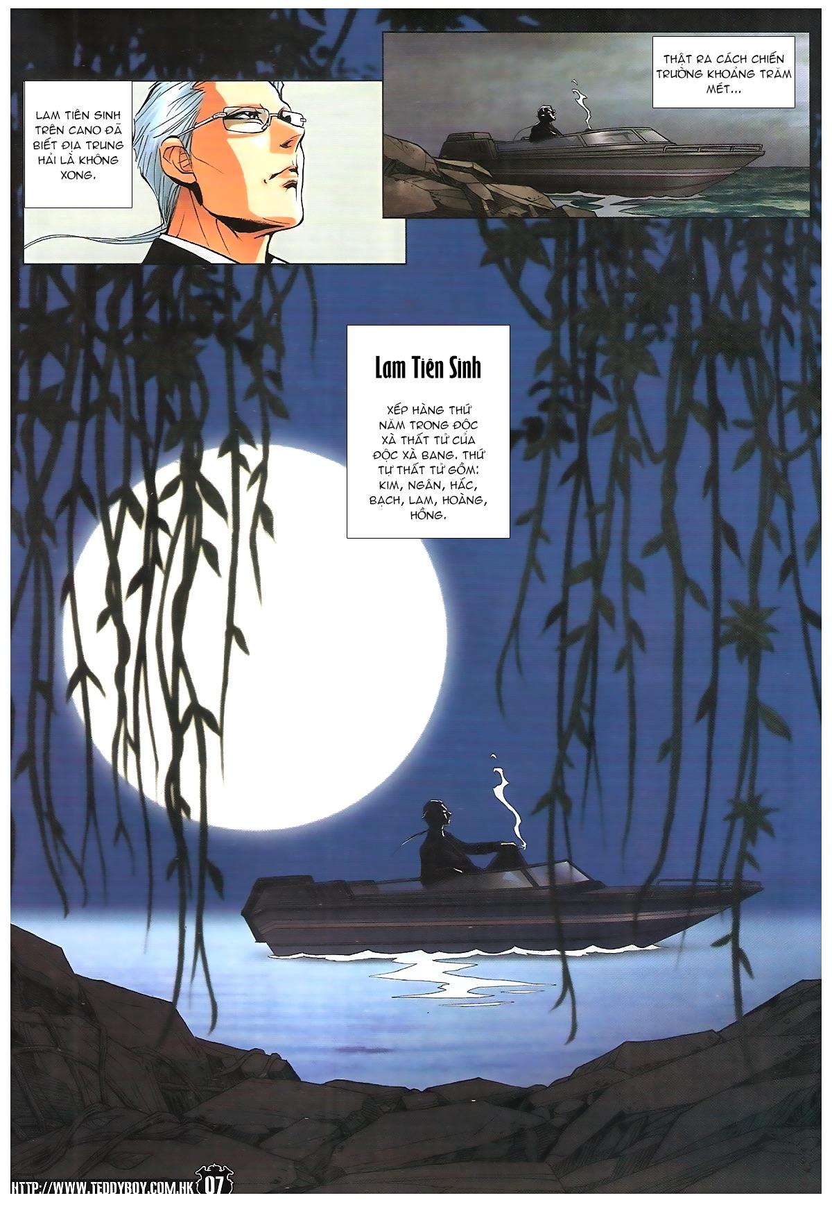 Người Trong Giang Hồ Chap 1764 - Next Chap 1765