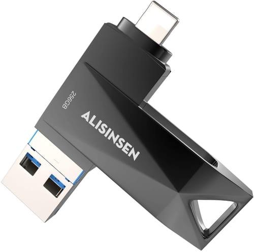 Review Alisinsen USB 3.0 256GB Memory Stick