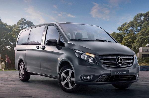 Mercedes Benz Vito Tourer 2020