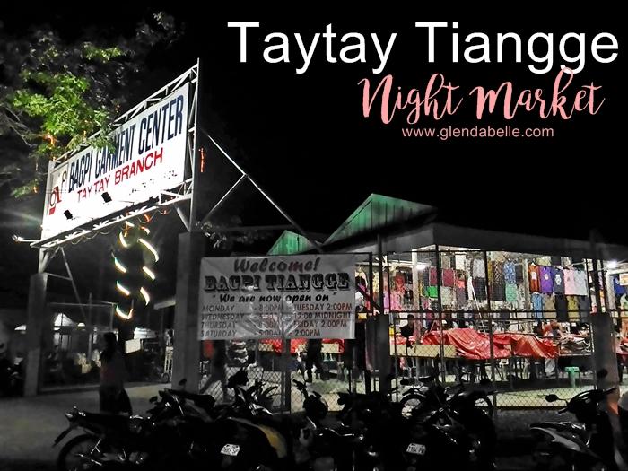Taytay Tiangge Night Market (DECEMBER 2018)   A BEAUTY BELLA