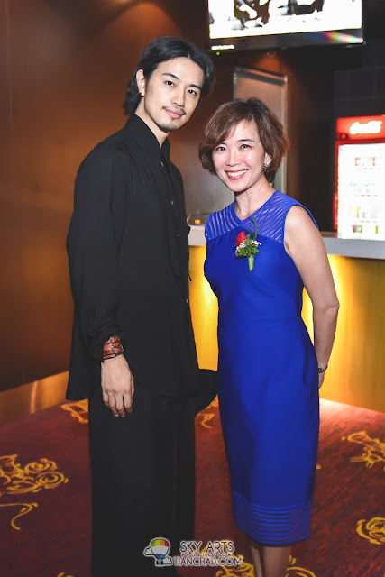 Takumi Saitoh  斎藤工 at Japanese Film Festival 2017 GSC Pavilion KL