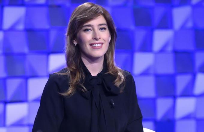 """Maria Elena Boschi a Verissimo: """"Con Giulio Berruti sogno di diventare mamma"""""""