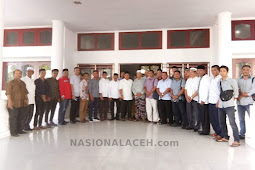 FPA Bersama Pemda dan DPRK Aceh Selatan Gelar Rapat Koordinasi Terkait Pemekaran Aceh Selatan Jaya (ASJA)