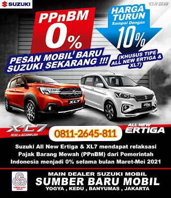 suzuki all new ertiga ppnbm 0%