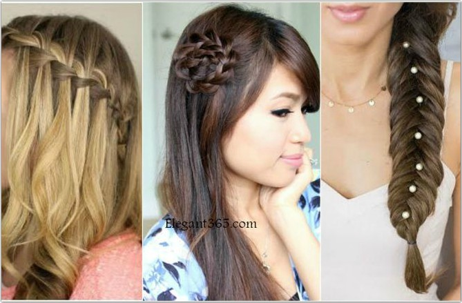 Awesome Fashion Trends Simple Hairstyle For Girls Which Can Be Get Easily Natural Hairstyles Runnerswayorg
