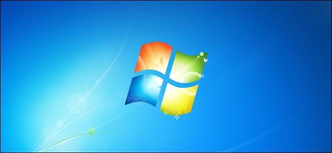 خلفية سطح المكتب الافتراضية لـ Windows 7