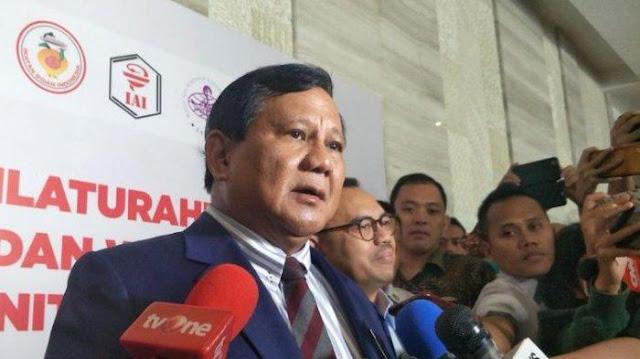Prabowo Sebut Kebocoran Kita Rp 1.000 Triliun Setiap Tahun, dan Akan Dibuktikan Ketika Menang Nanti