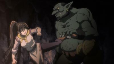 انمي Goblin Slayer