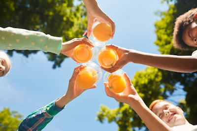 High Fruit Juice Intake In Children Appears To Have Higher Abdominal Adiposity or Abdominal Fat