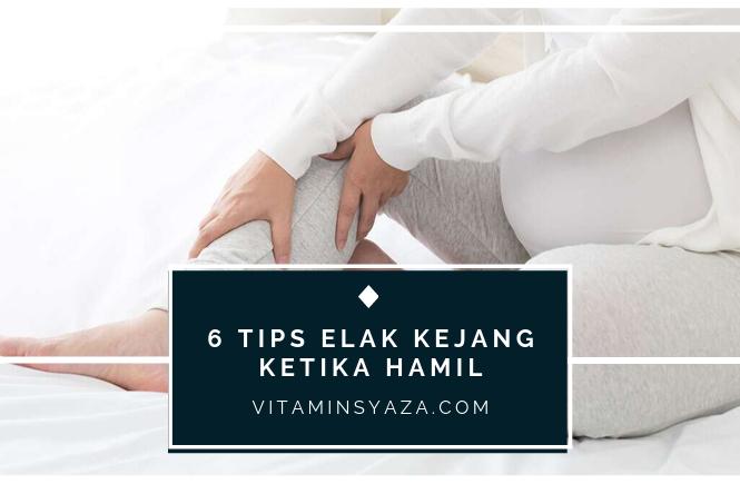 6 Tips Elak Cramp Ketika Hamil Berulang