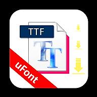 uFont TOP 120 MMUnicode fonts (.ttf file)