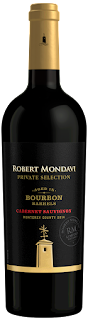 Mondavi Bourbon barrel aged Cabernet Sauvignon
