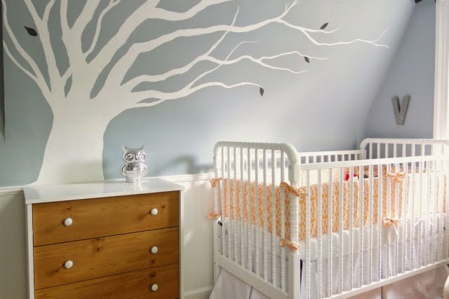 decoracion dormitorio bebe