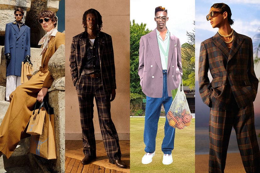 70's suit