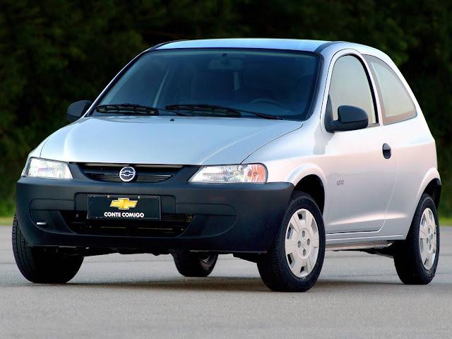 Chevrolet Celta 2002