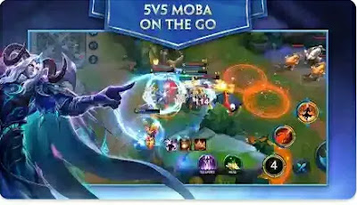 vGame MOBA Android  - Vainglory