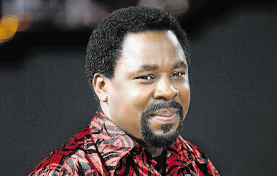 """If I've been using occultic power, my congregation will not increase"" – TB Joshua"